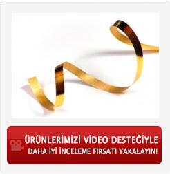 Ürünlerimizi Video Desteğiyle İzleyin