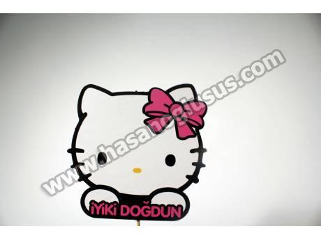Hello Kitty Konuşma Balonu