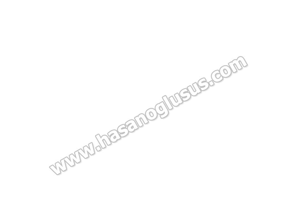 Metal ve Tel Modeller, Kaftan Figürlü Metal Anahtarlık