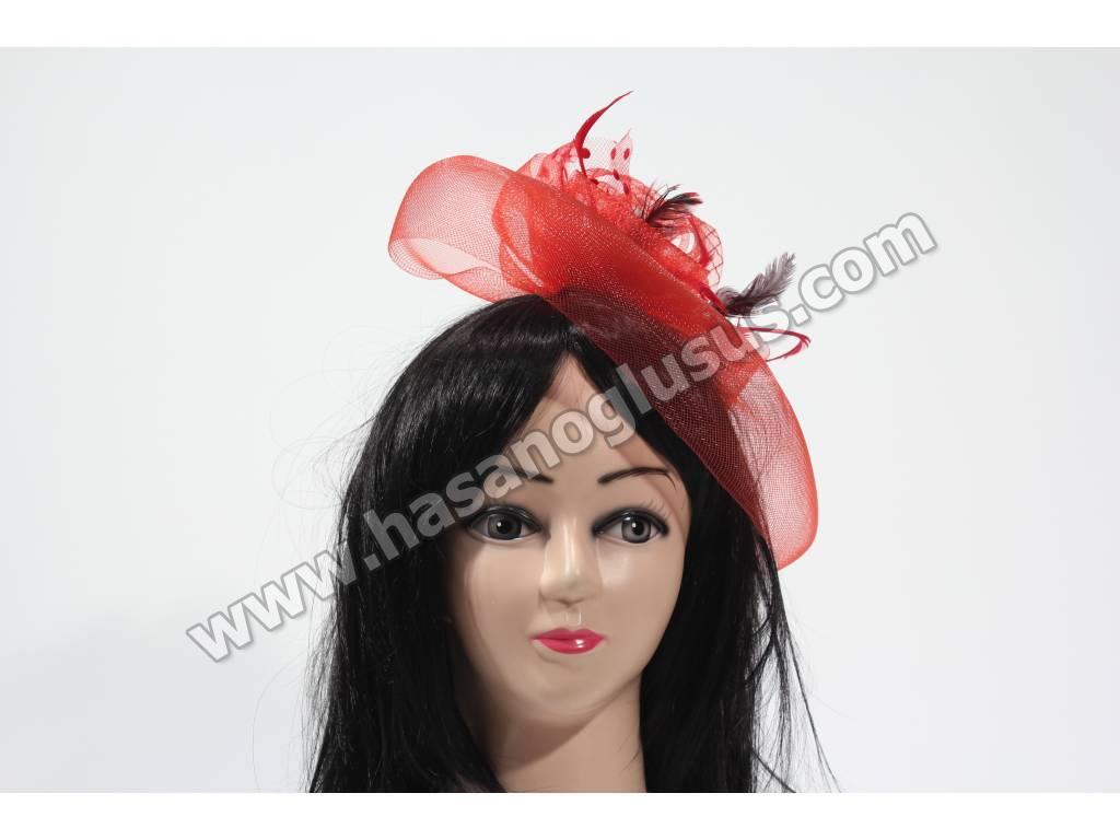 Kına Taçları, Kırmızı Nikah Şapkası