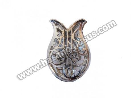 Lale Tuğra Figürlü Metal İmame