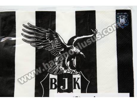 Lisanslı Beşiktaş Parti Peçetesi