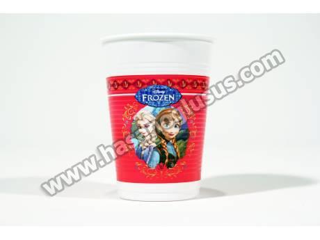 Lisanslı Frozen Parti Bardağı 8 Adet