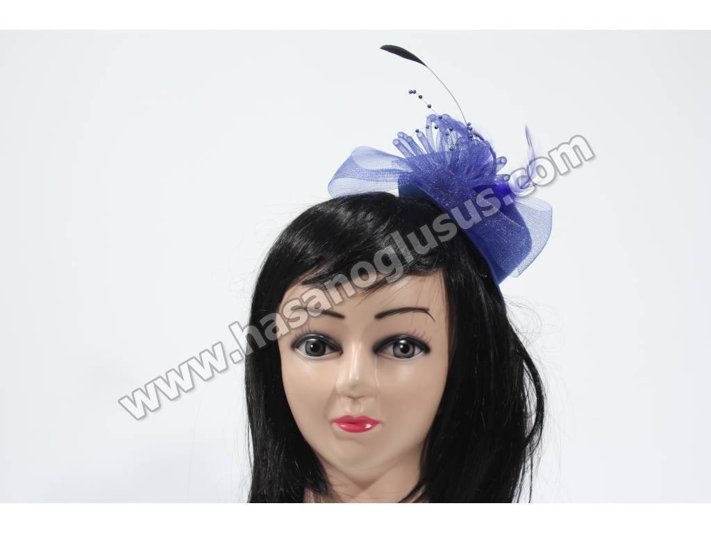 Kına Taçları, Mavi Nikah Şapkası Vualet