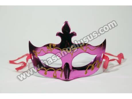 Parlak Yaldızlı Kına Maskesi