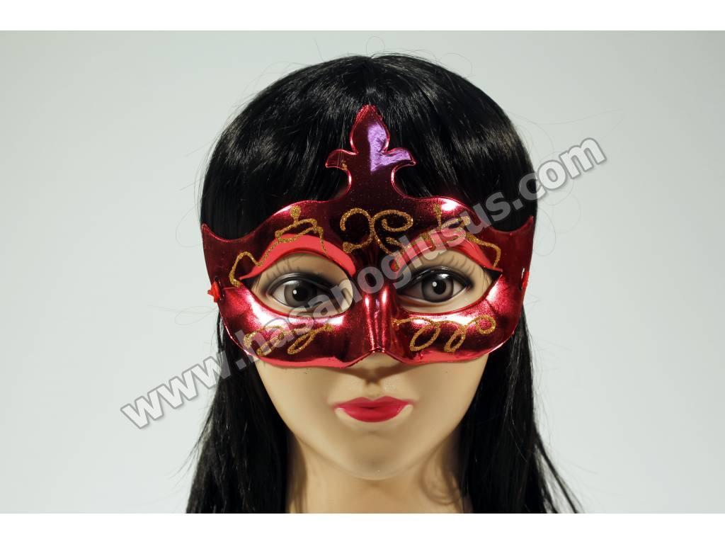 Eğlence Malzemeleri, Parlak Yaldızlı Kına Maskesi