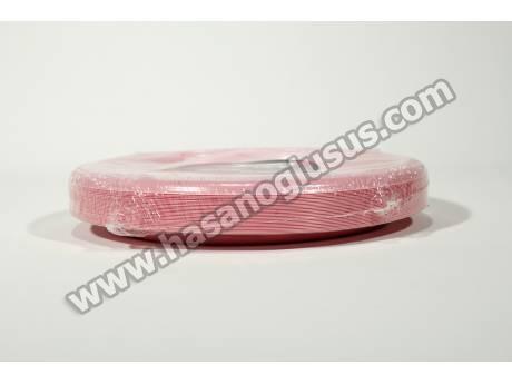 Pembe Plastik Parti Tabağı 25 Adet