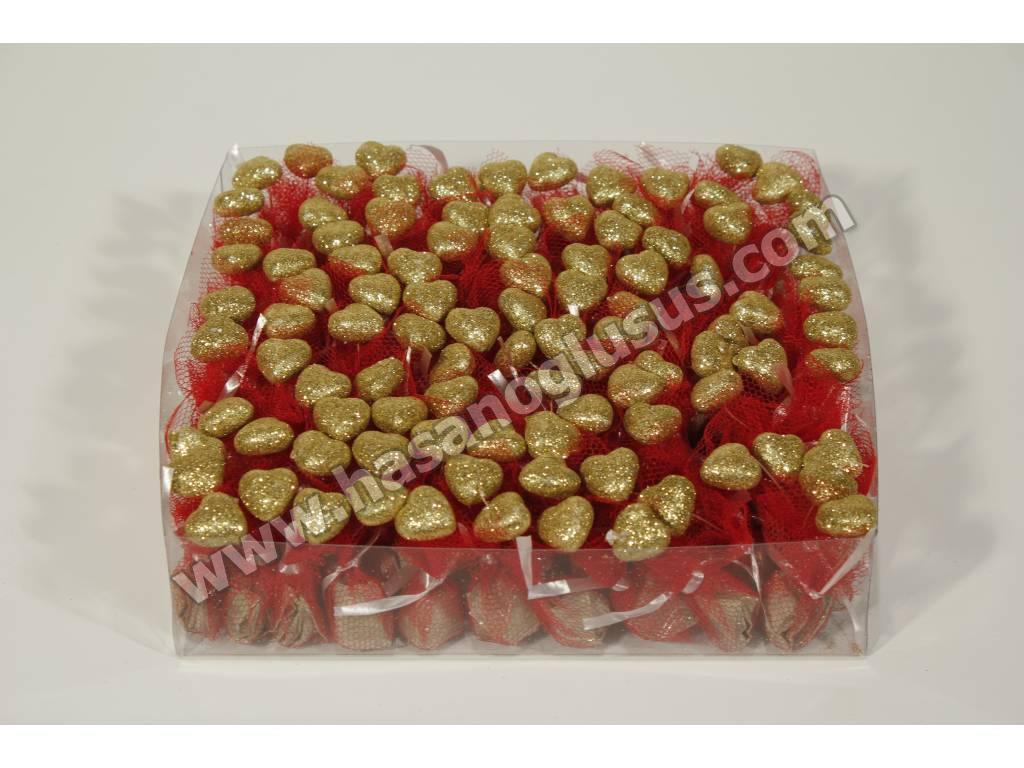 Hazır Kına Paketleri, Sarı Kalpli Kına Paketi