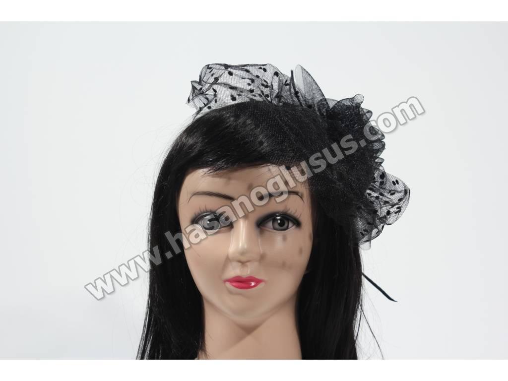Kına Taçları, Siyah Fransız Şapka
